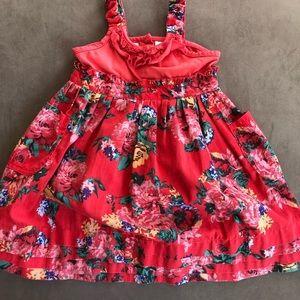 2T Bluberi Boulevard Girls Dress